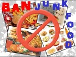 why junk food and sugary drinks should be banned at california school essay Should selling junk food be banned from school 66% say junk food should be banned from • eating lots of sugary food makes students less able to pay.